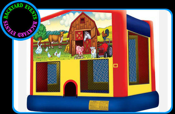 Little Farm 4 in 1  DISCOUNTED PRICE